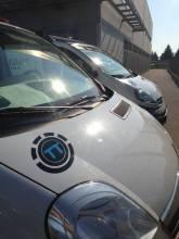 Novi videz službenih vozil Toplotna Tehnika TT