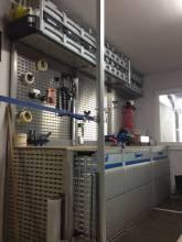 Toplotna Tehnika in Sortimo skladišče
